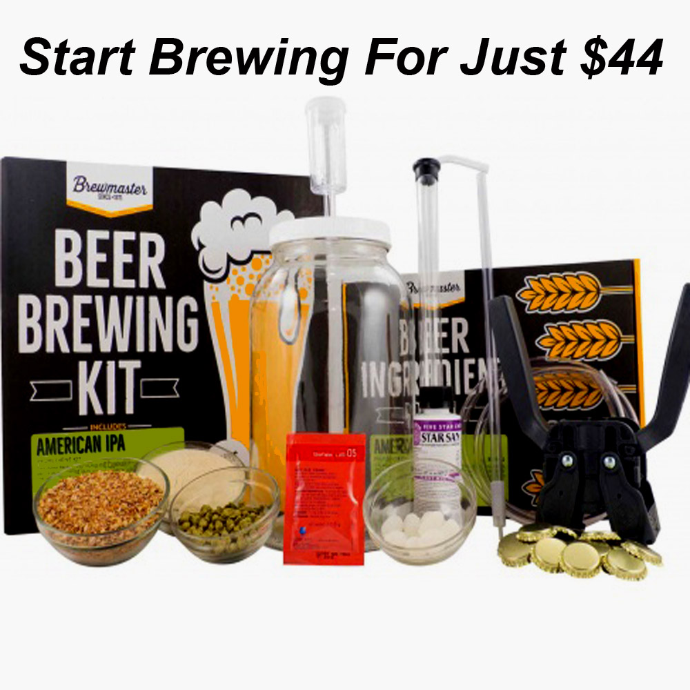 Home Brewer Promo Code for Save $10 On An IPA Home Brewing Starter Kit Coupon Code