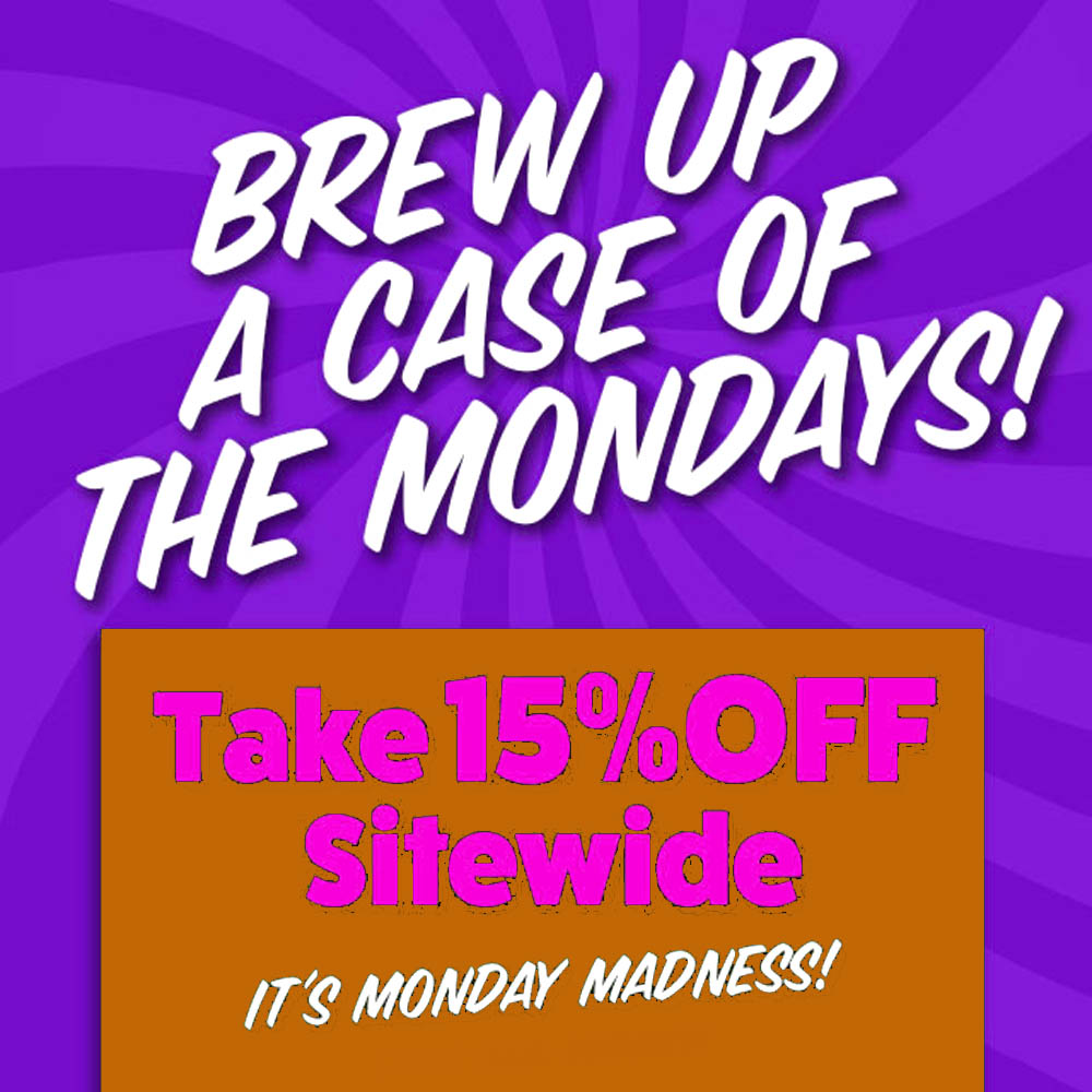 Home Brewer Promo Code for Take 15% Off Site Wide at Midwest Homebrew Supplies Coupon Code