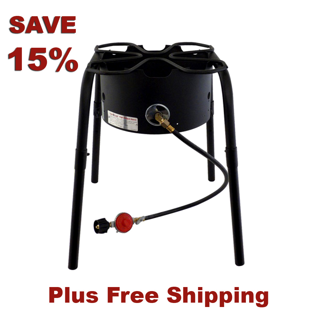 Home Brewer Promo Code for Save 15% On A Home Brewing Burner and Stand With This MoreBeer.com Coupon Coupon Code