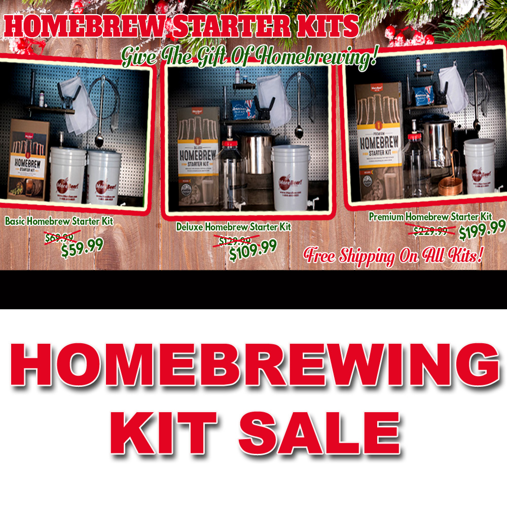 Home Brewer Promo Code for Save 15% Or More On Home Brewing Kits + FREE SHIPPING Coupon Code