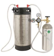 Home Brewed Beer Keg System Promo Code