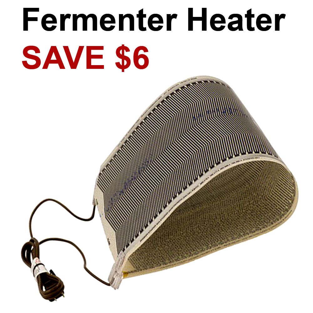 Home Brewer Promo Code for Save $6 On A Fermenter Heater With This More Beer Promo Code Coupon Code