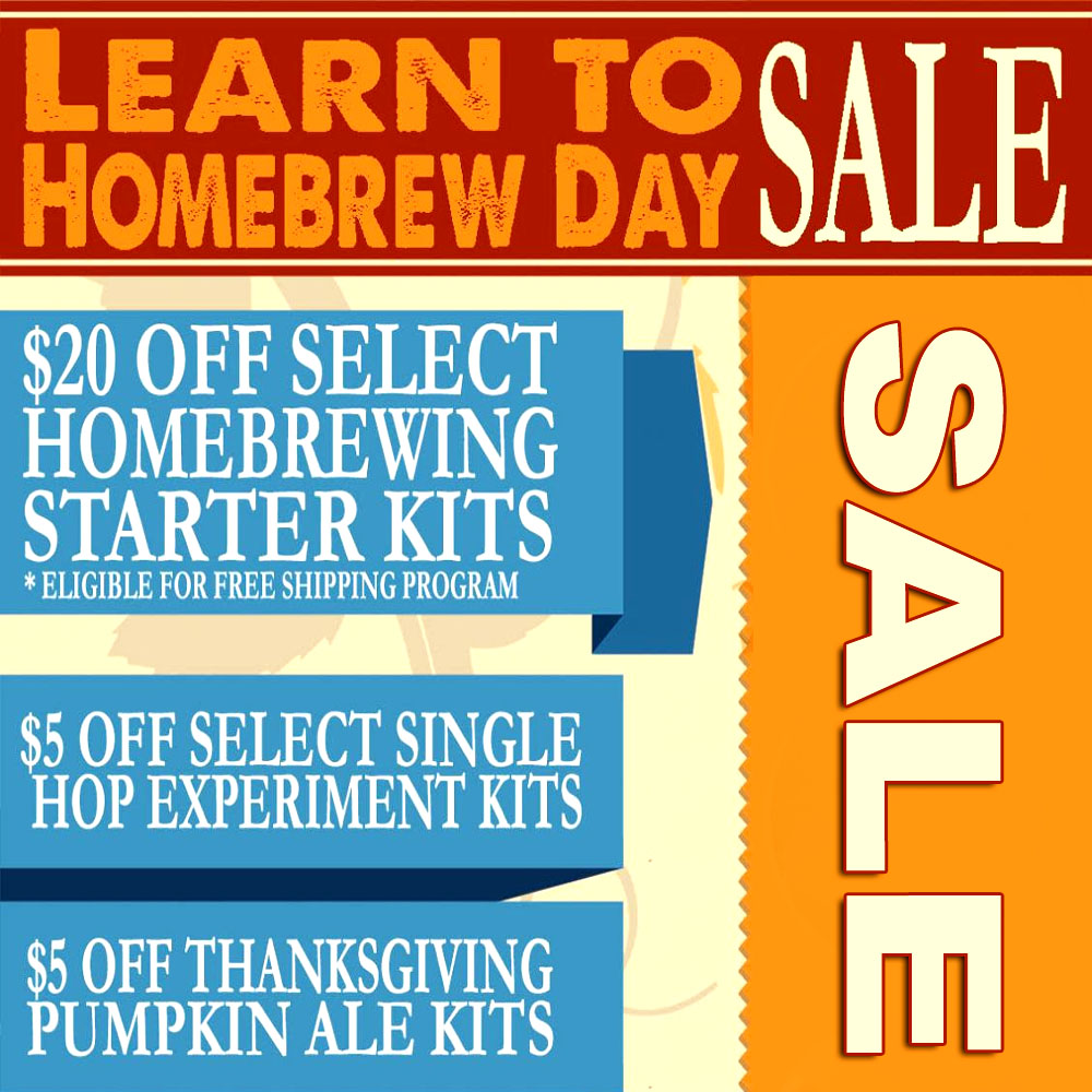 Home Brewer Promo Code for Save Big on Select Beer Kits at More Beer Coupon Code