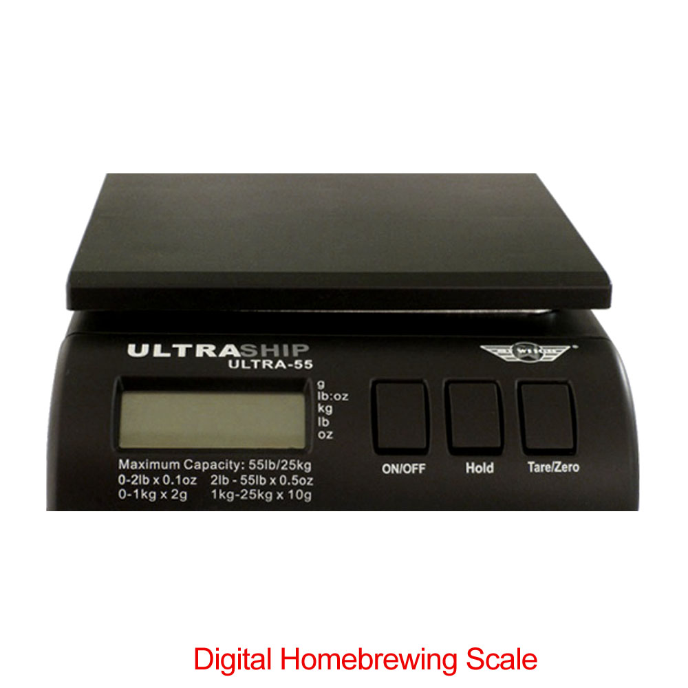 Home Brewer Promo Code for Save $6 on a Digital Homebrewing Scale Coupon Code