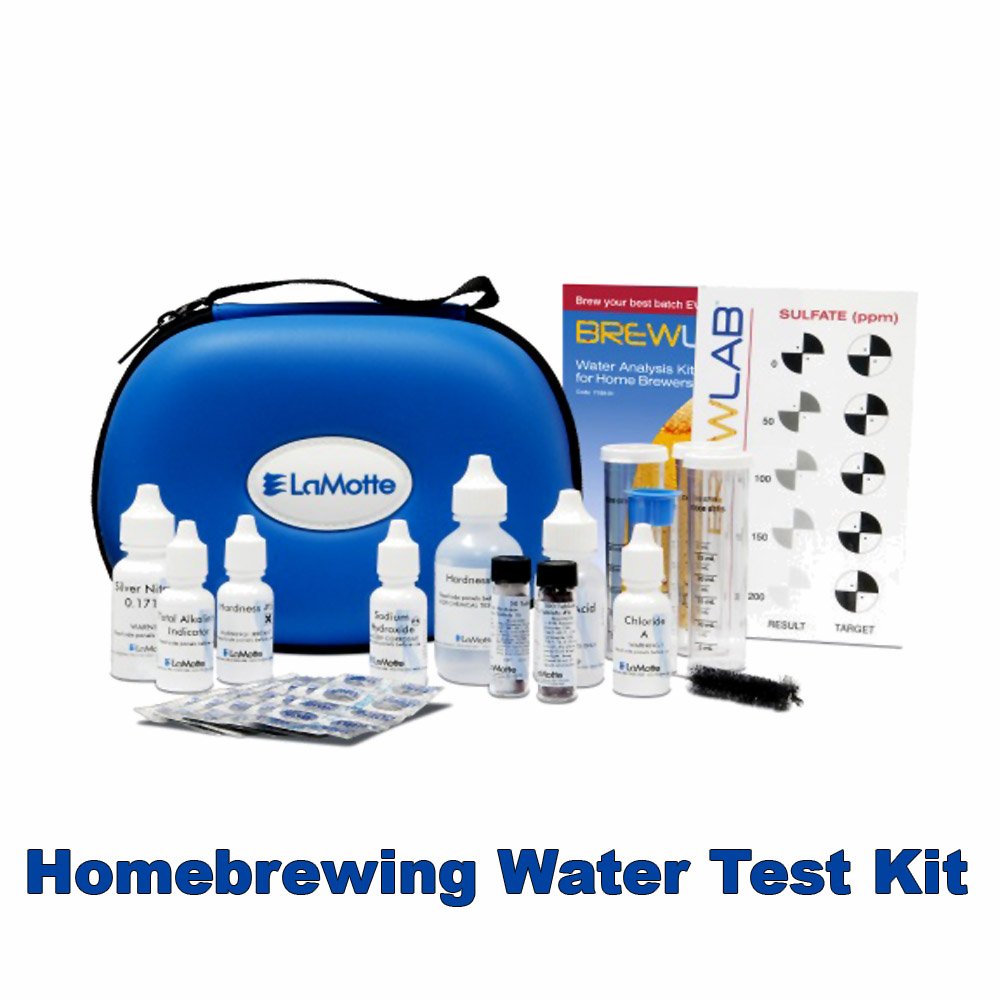 MoreBeer Save $20 On a Homebrewing Water Analysis Kit Coupon Code