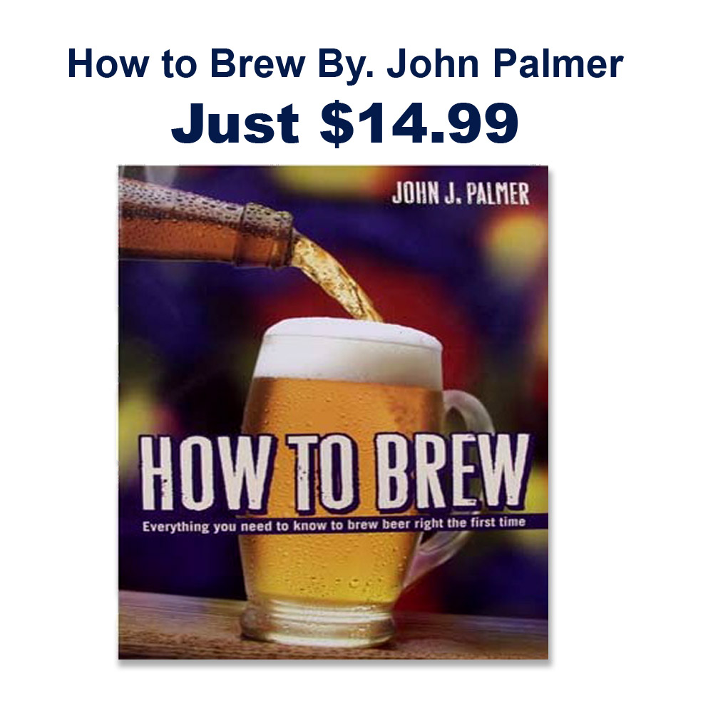 Home Brewer Promo Code for How to Brew By John Palmer On Sale with MoreBeer.com Promo Code Coupon Code