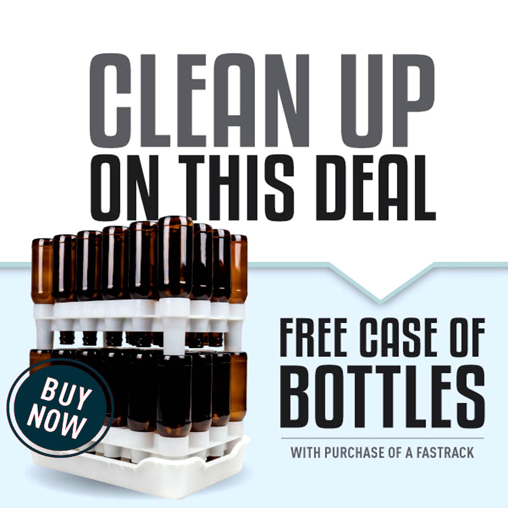 Home Brewer Promo Code for Get Fre Beer Bottle With Purchase of A FastRack Coupon Code