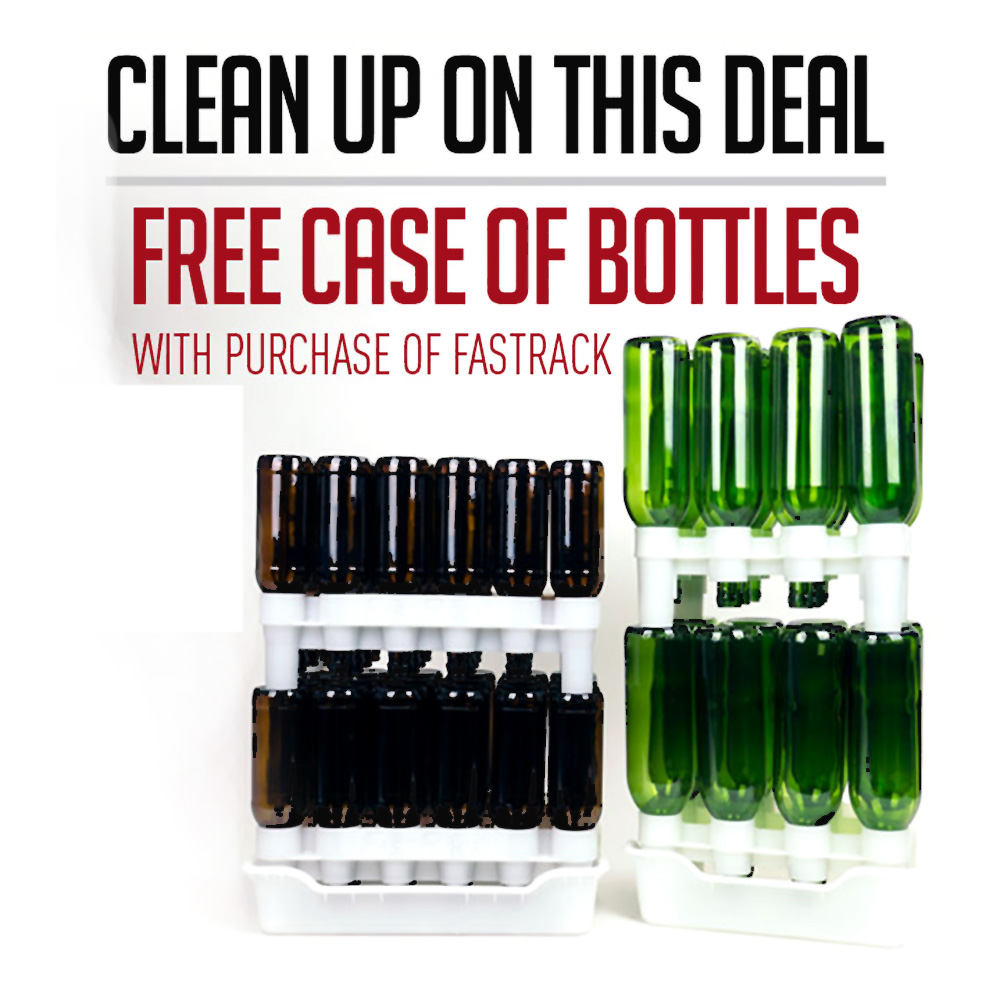 Home Brewer Promo Code for BUY A BEER OR WINE FASTRACK AND GET A CASE OF BEER OR WINE BOTTLES Coupon Code