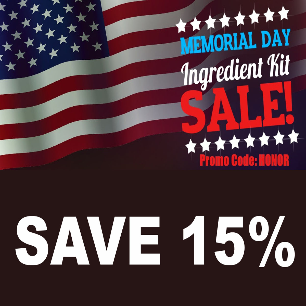 Home Brewer Promo Code for Save 15% On American Style Beer Kits at More Beer! Coupon Code