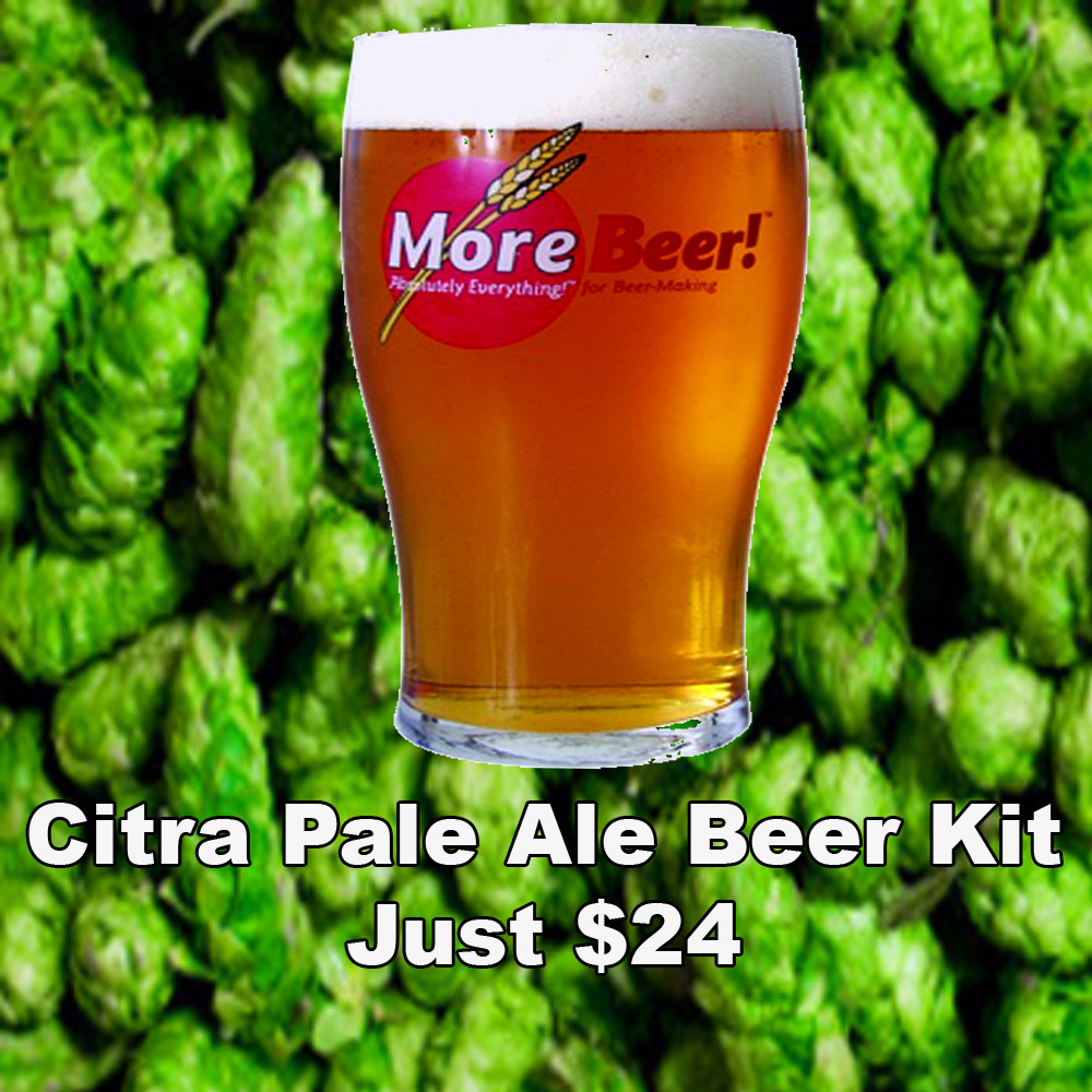 Home Brewer Promo Code for Get A Citra Session Pale Ale Beer Kit For Just $24 Coupon Code