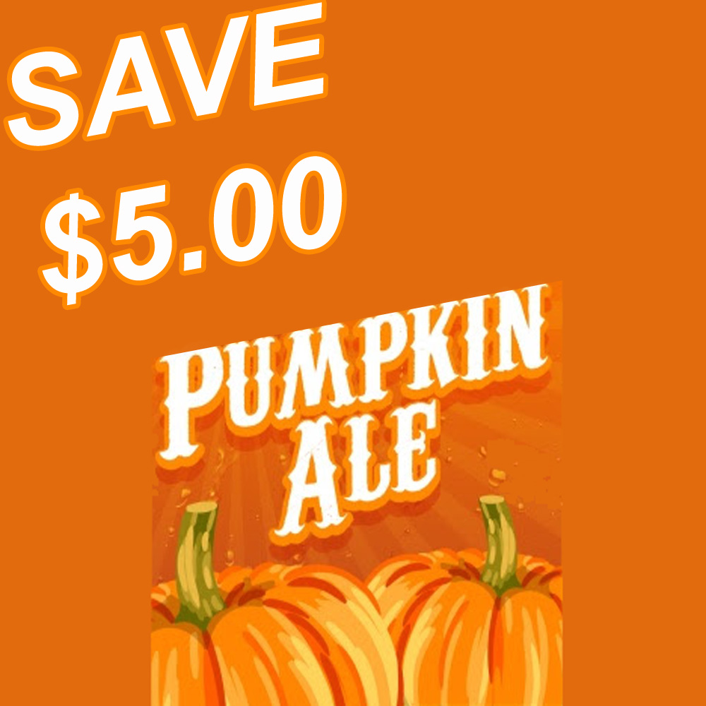 Home Brewer Promo Code for Get a Pumpkin Ale Beer Kit for Just $22! Coupon Code
