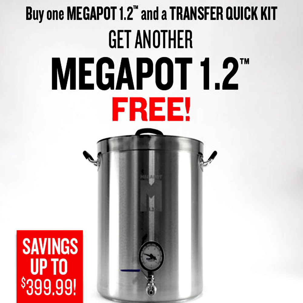 Home Brewer Promo Code for Northern Brewer Promo Code For A MEGAPOT 1.2 Coupon Code