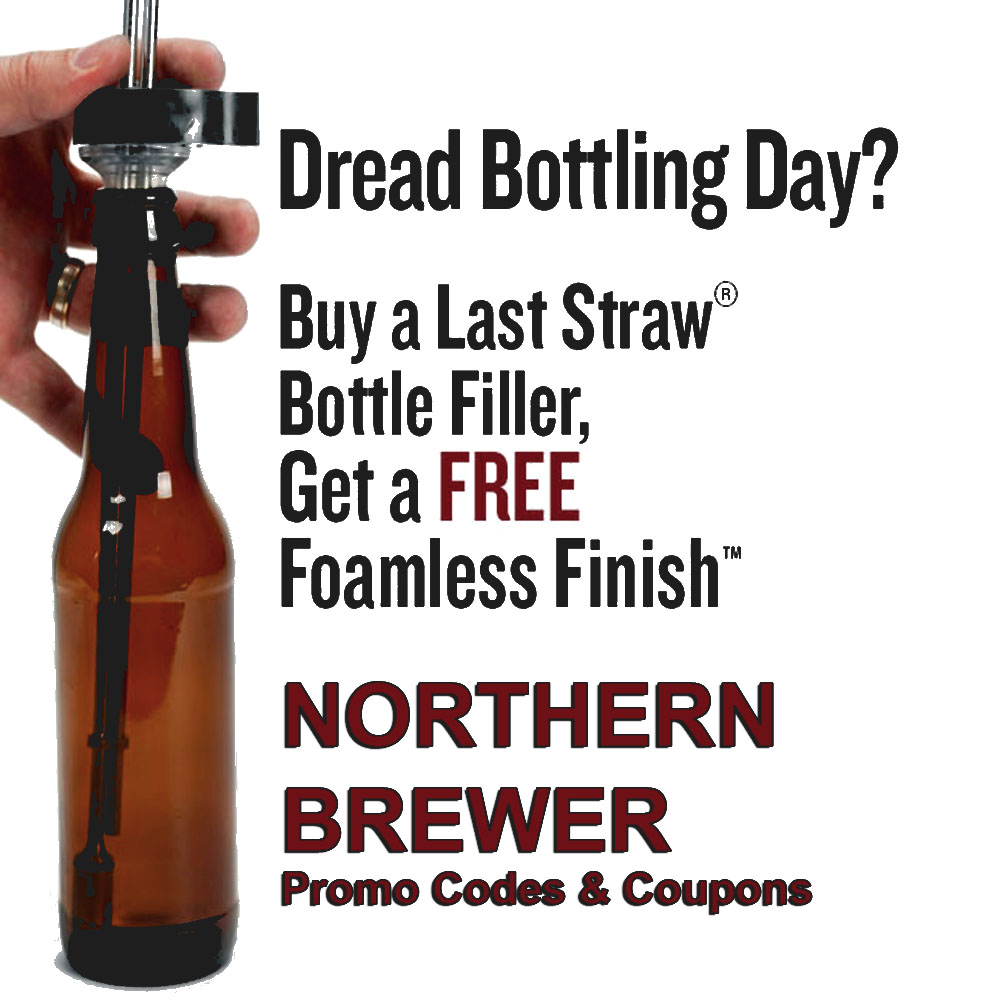 Home Brewer Promo Code for GET A FREE HOMEBREW BURNER WITH ORDERS OVER $125 Coupon Code