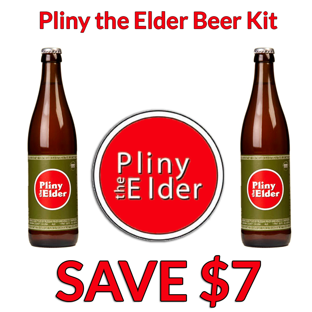 Home Brewer Promo Code for Save $7 On A Pliny the Elder Home Brewing Kit Coupon Code