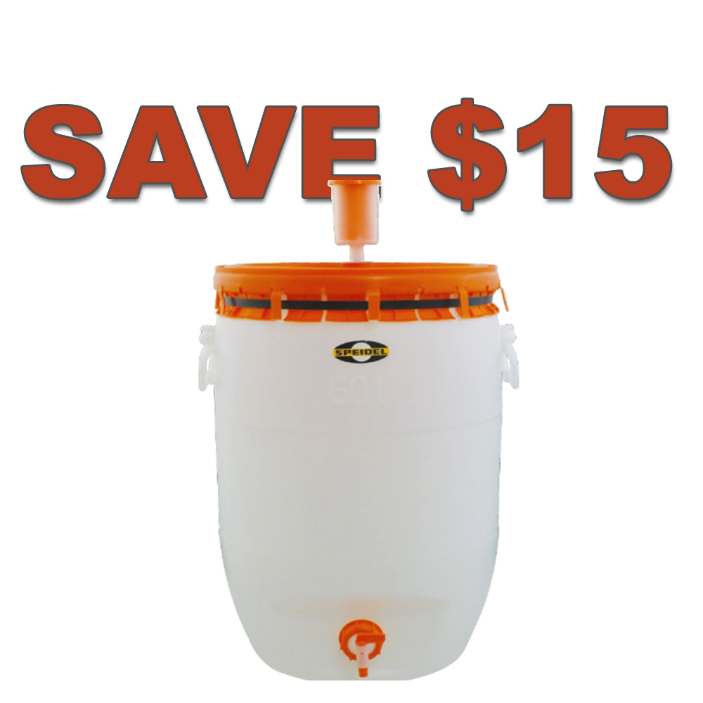 Home Brewer Promo Code for Take $15 Off A Speidel Fermenter Coupon Code