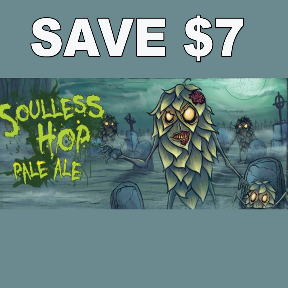 Homebrew Sale for Save $7 On A Soulless Hop Pale Ale Extract Beer Kit Sale