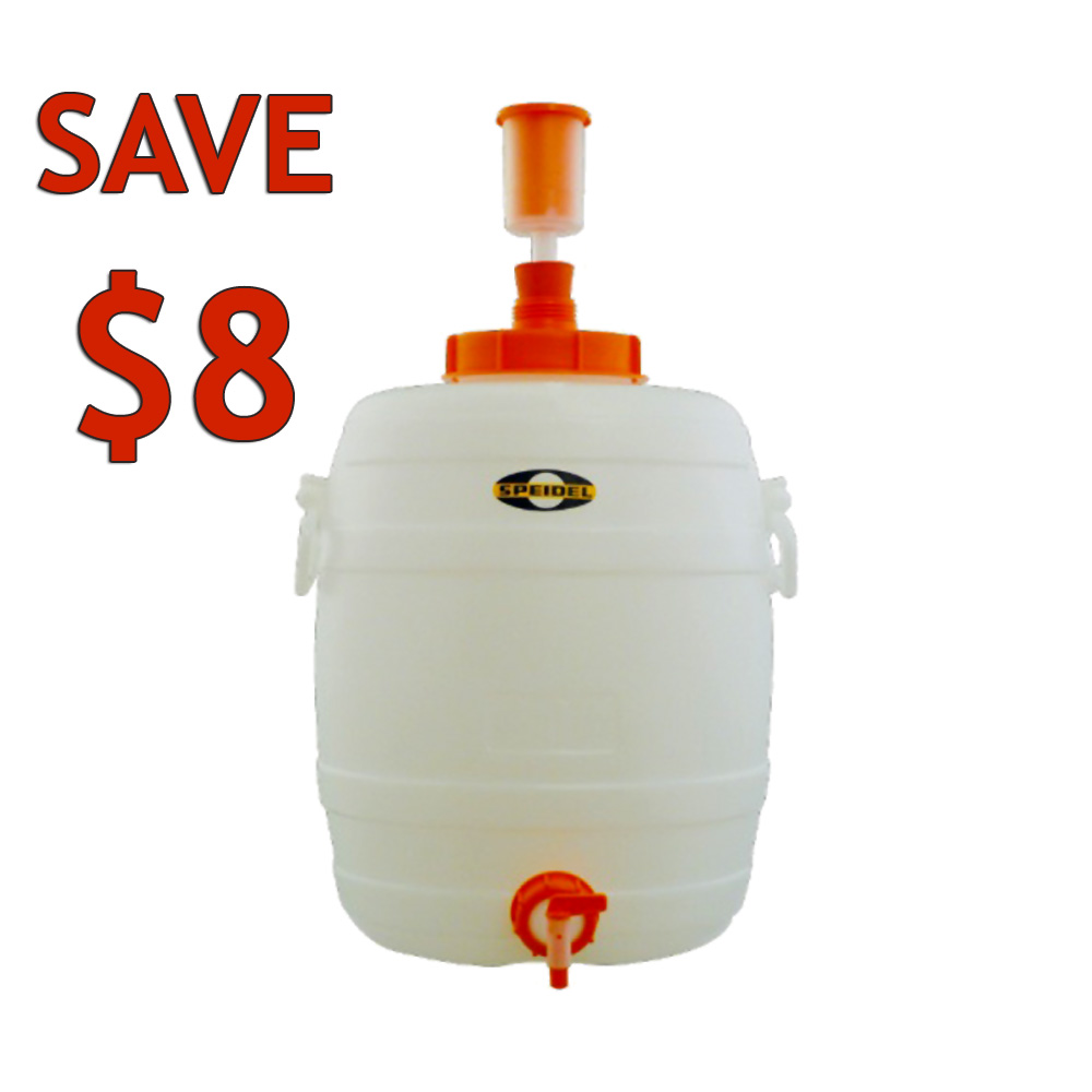 Home Brewer Promo Code for Save $8 On A Speidel 8 Gallon Fermenter Coupon Code