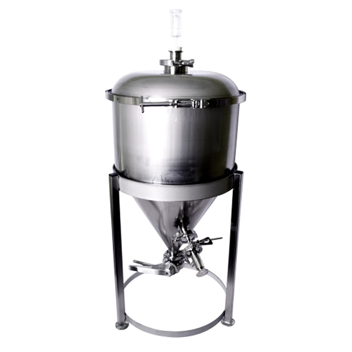 MoreBeer Deluxe 27 Gallon Stainless Conical Fermenter Coupon Code
