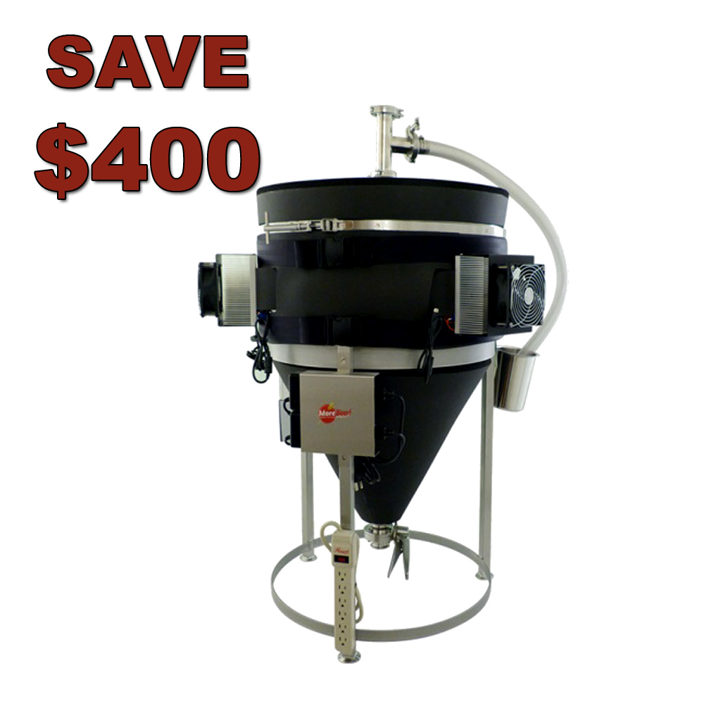 Home Brewer Promo Code for Save $400 On A Temperature Controlled Conical Fermenter Coupon Code