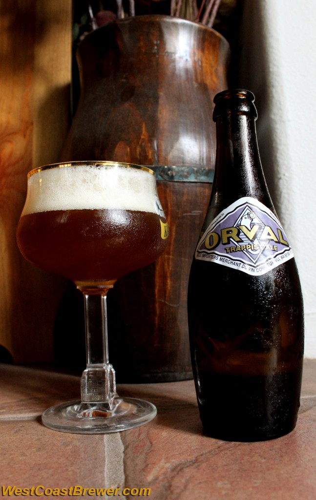 Orval Trappist Ale - Rated Best Belgian Beer