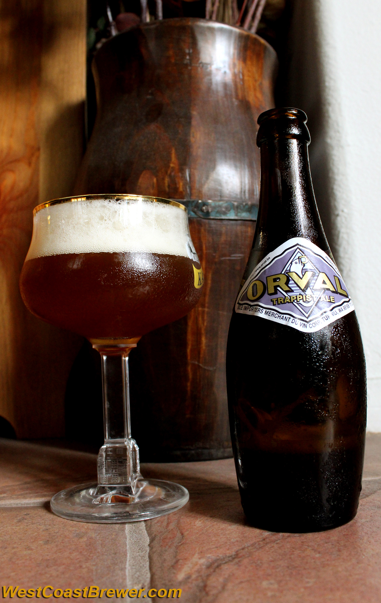 Orval Belgian Trappist Ale Review