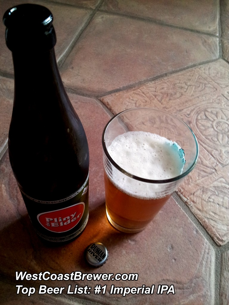 Pliny the Elder Home Brewing Recipe