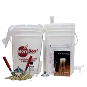 More Beer Home Beer Brewing Kit