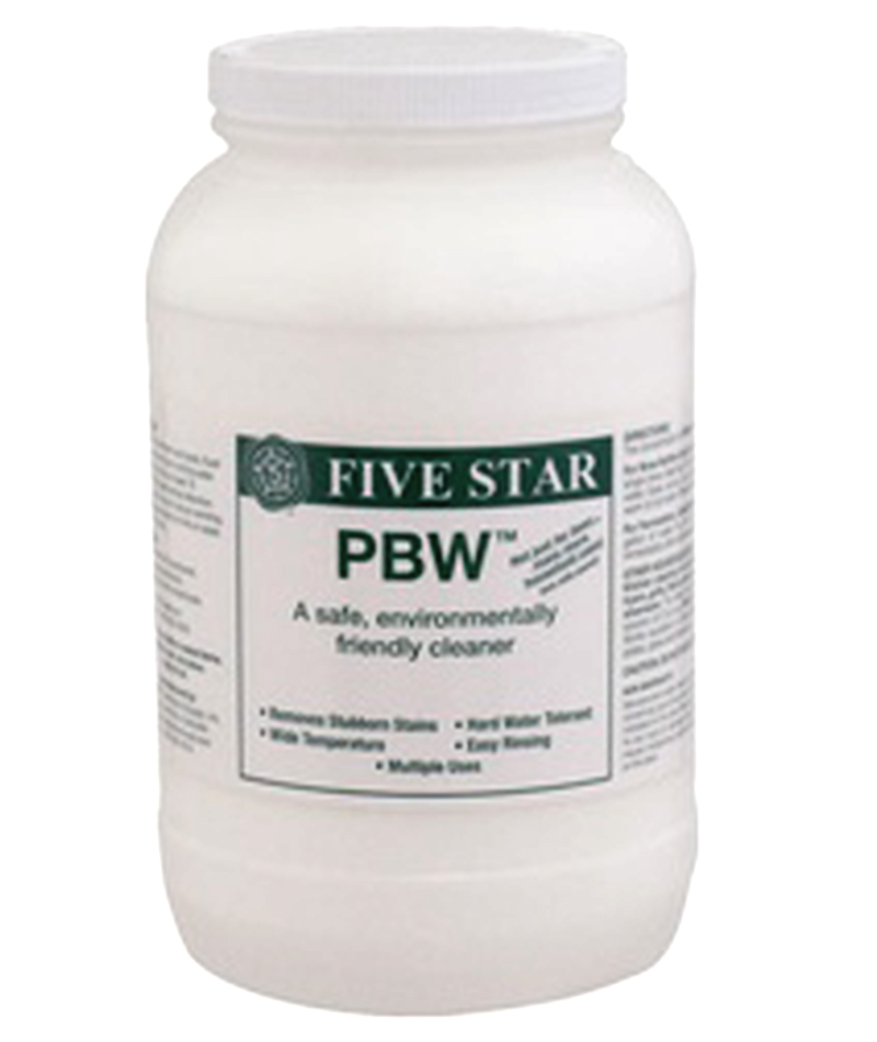PBW Home brewing Cleaner