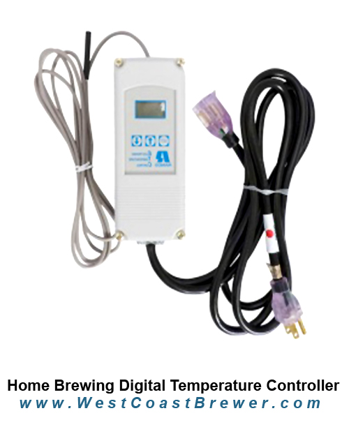 Home Brewing Digital Temperature Controller