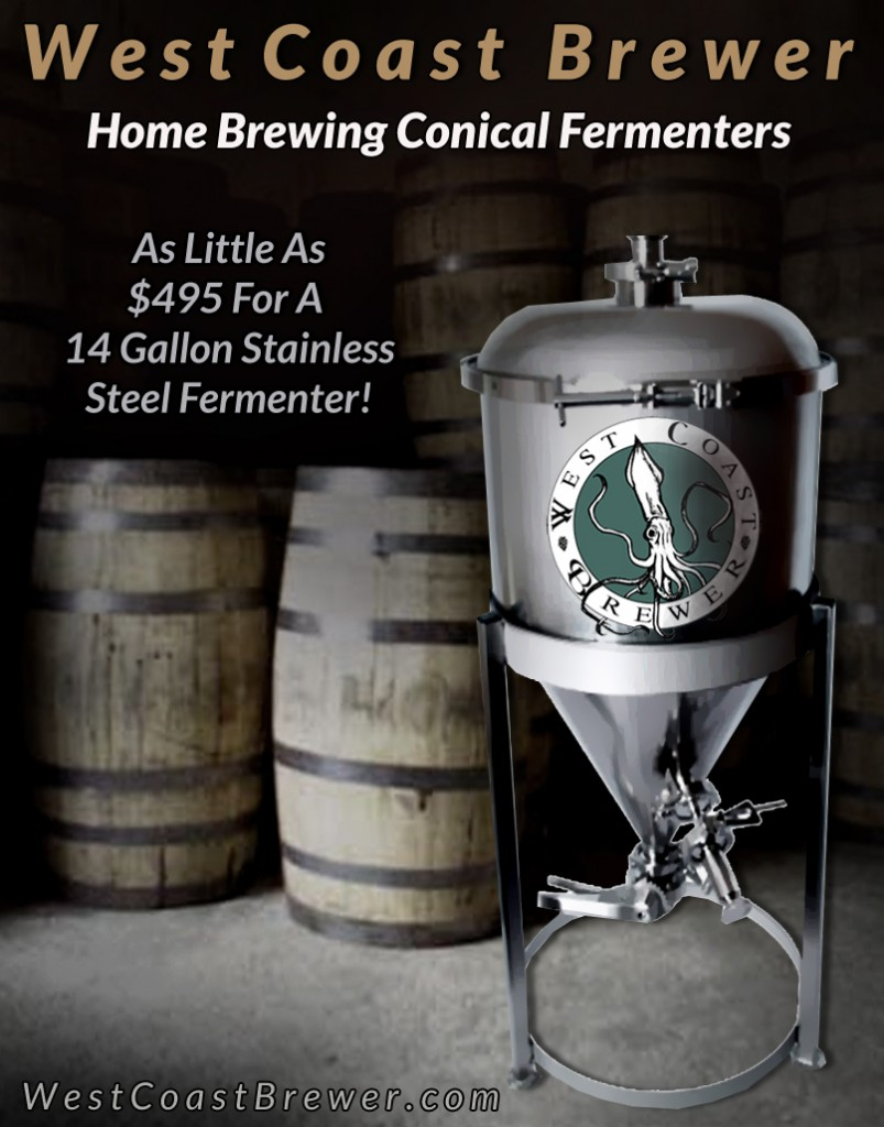 Homebrewing Fermenters