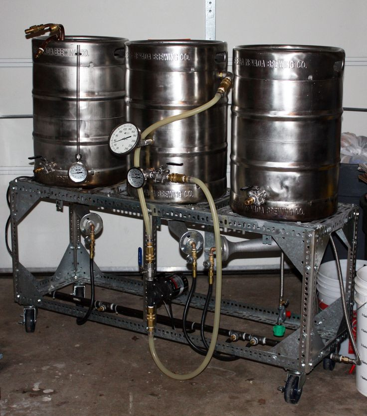 Homebrewing Rig