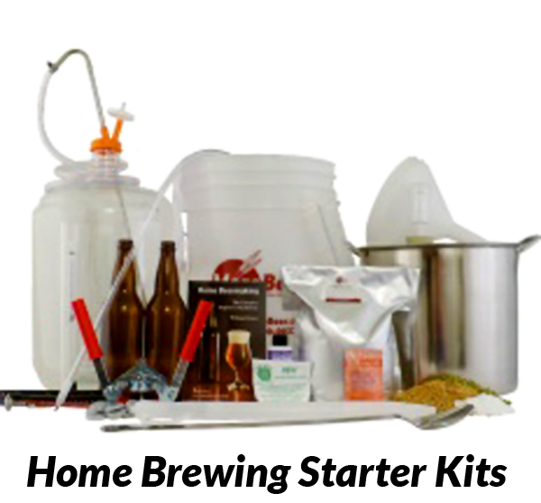 Home Beer Brewing Starter Kits