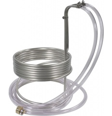 Stainless Steel Wort Chiller