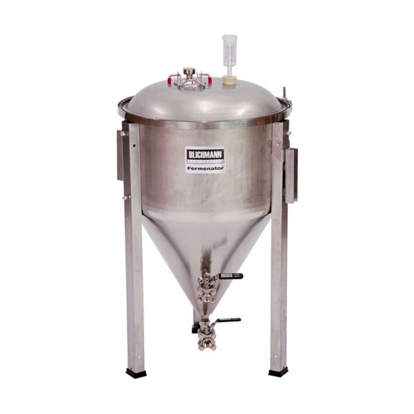 Stainless Steel Conical Fermenter Brewers Blog