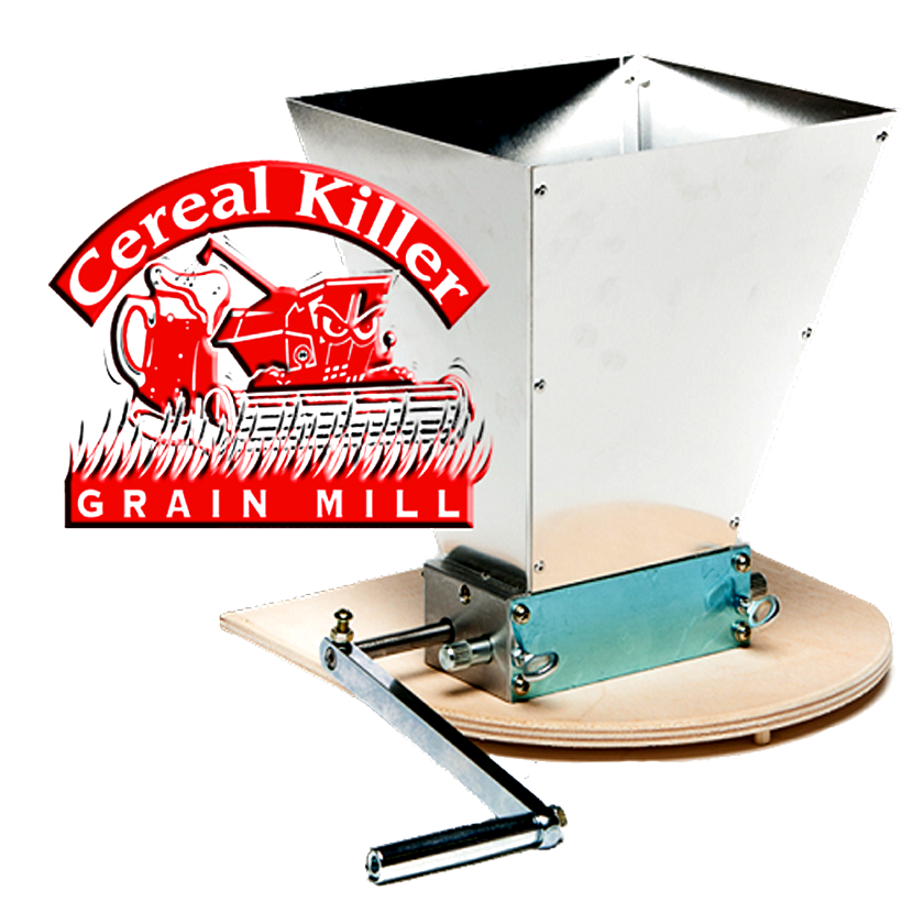 Home Brewing Grain Mills