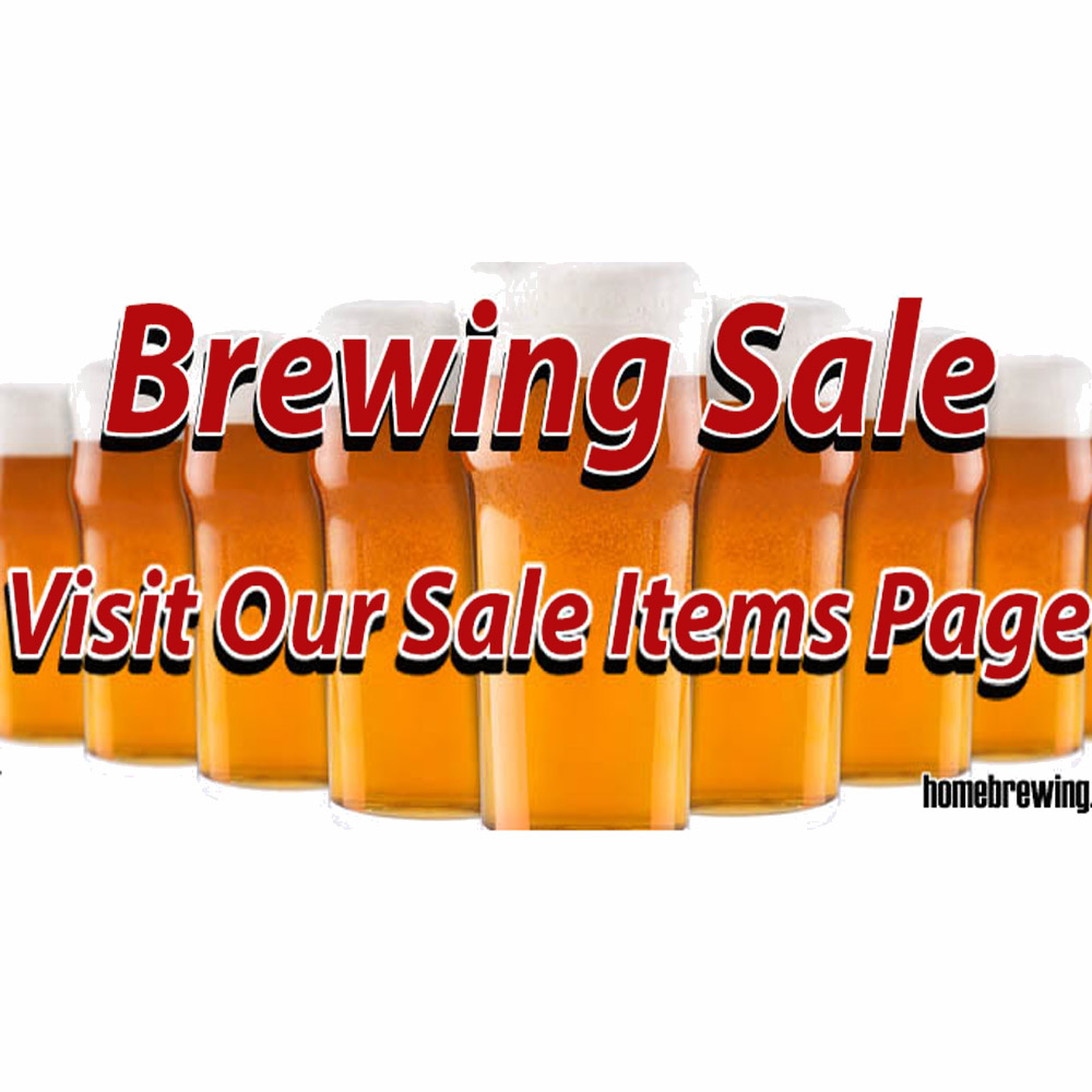 Adventures In Homebrewing Save Big On Over 200 Homebrewing Items During the Adventures In Homebrewing Warehouse Sale Sale