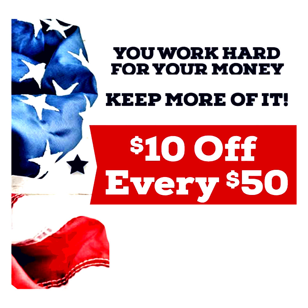 Coupon Code For Save $10 On Every $50 You Spend Coupon Code
