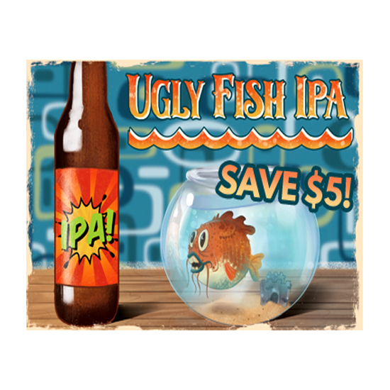 Coupon Code For Save $5 On a Sculpin IPA Clone Homebrew Kit Coupon Code