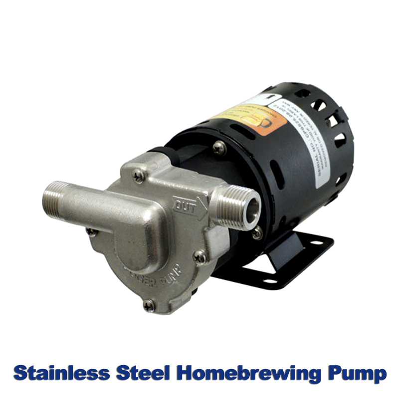 Coupon Code For Save $20 On a Stainless Steel Home Brewing Pump Coupon Code