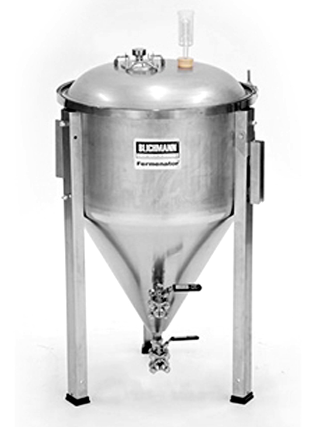 14 Gallon Stainless Blichmann Conical Fermenter