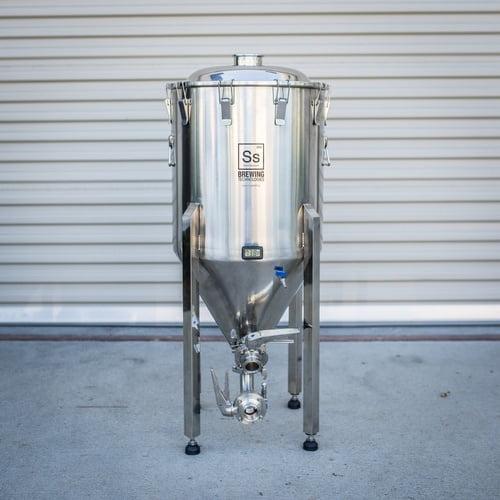 Half Barrel Stainless Steel Conical Fermenter