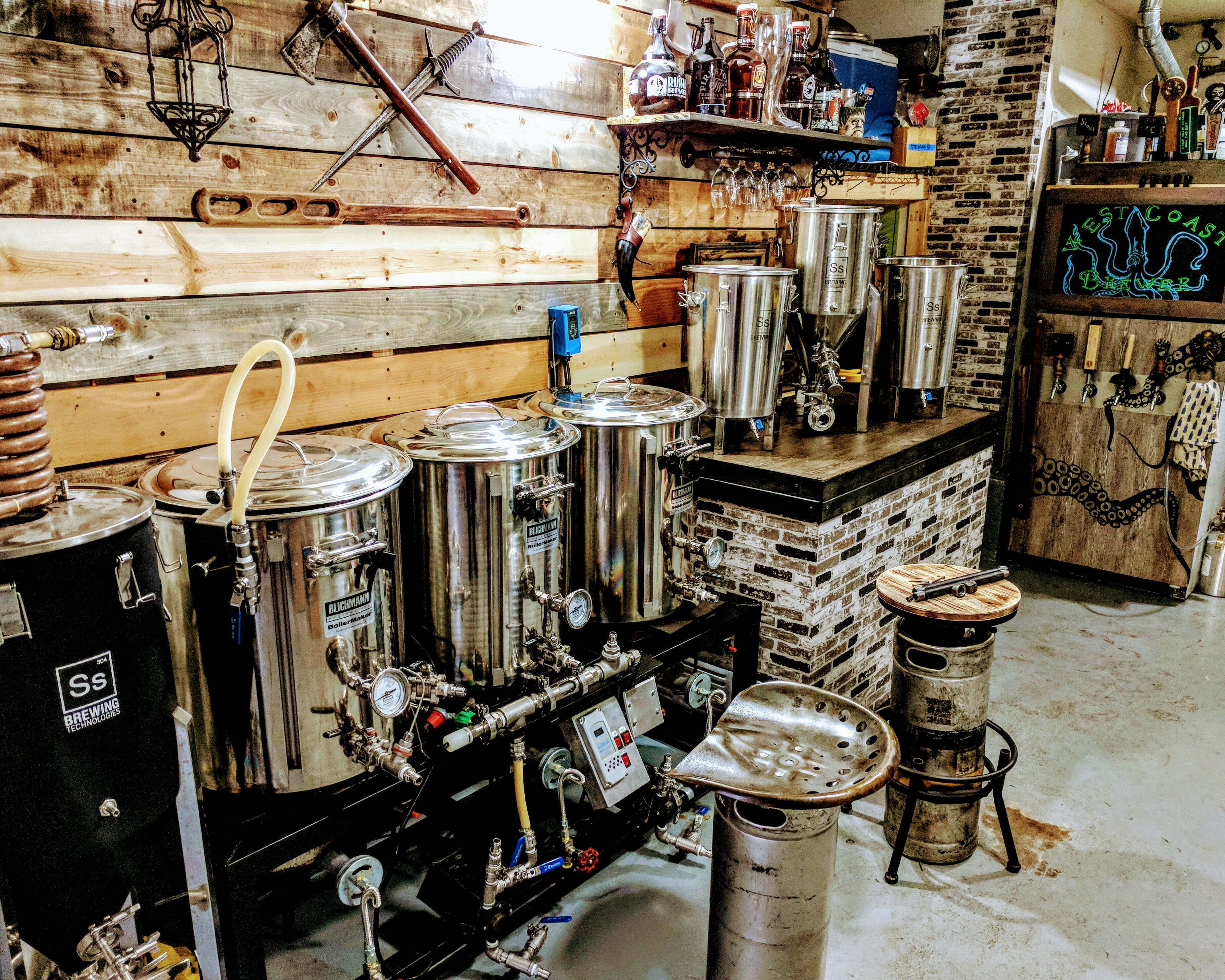 New West Coast Brewer Website