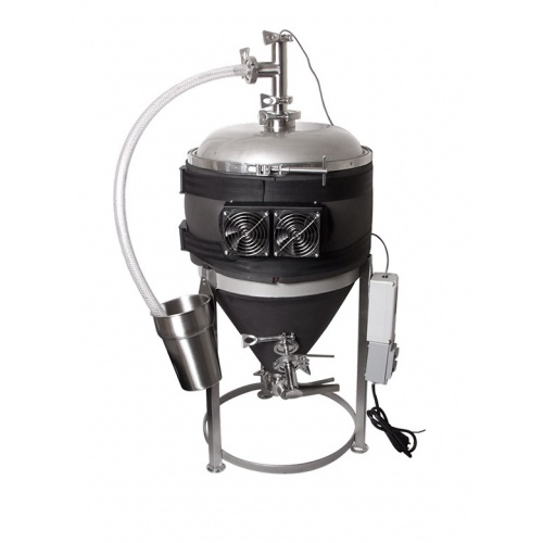 More Beer Stainless Steel Conical Fermenter