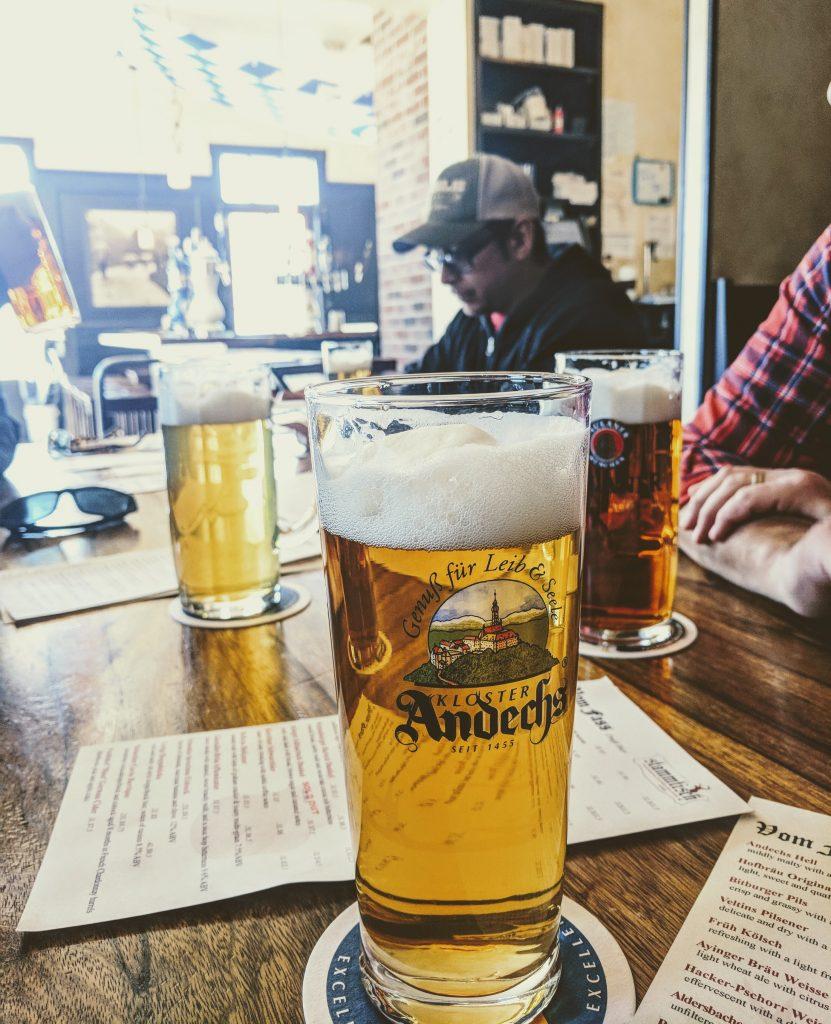 Stammtisch, German Beer & Food