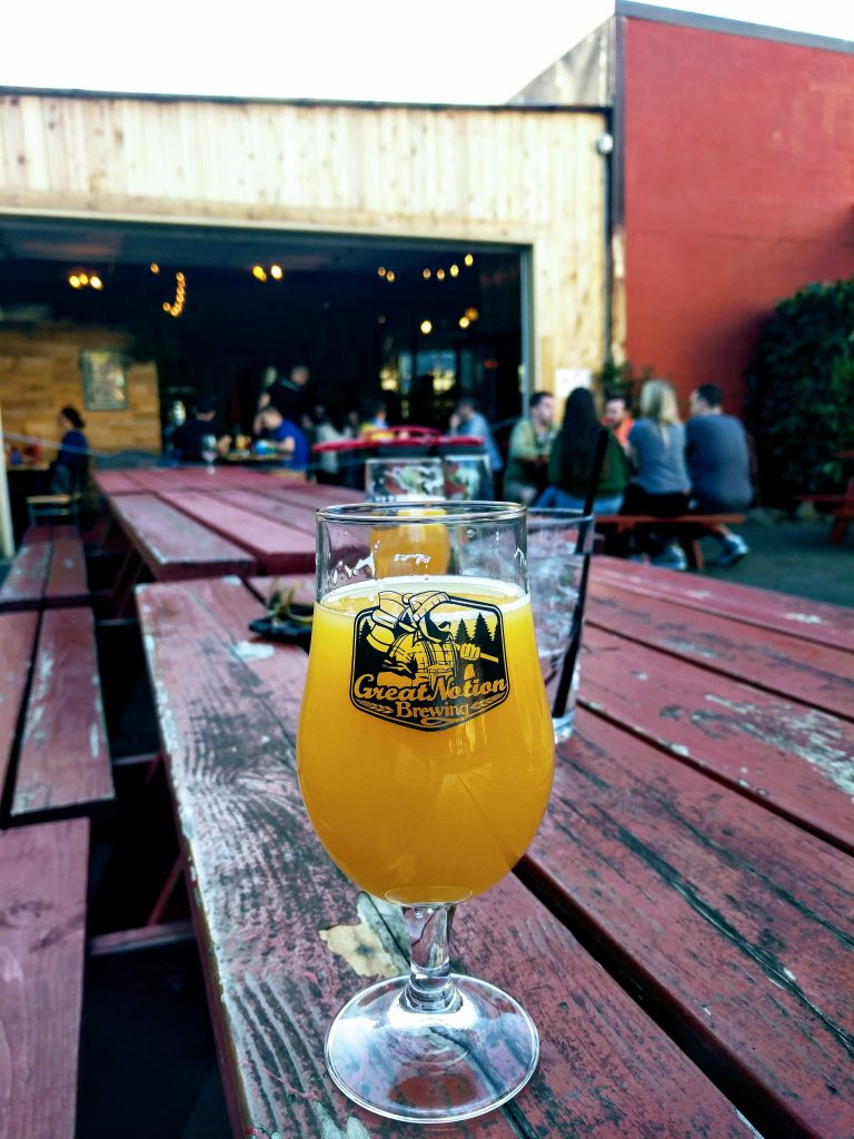 Great Notion Brewing, Portland, OR