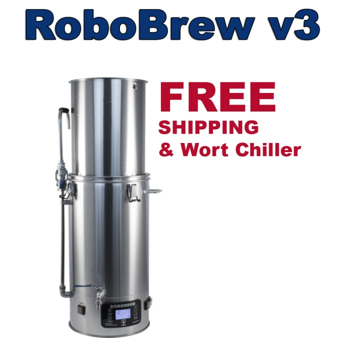 robobrew home brewery promo code coupon