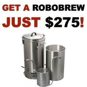 RoboBrew Promo Code