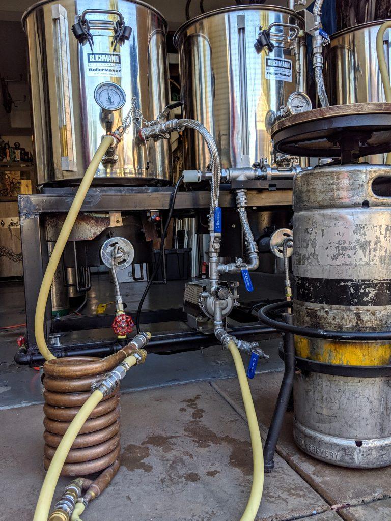 Home Beer Brewing Brewery