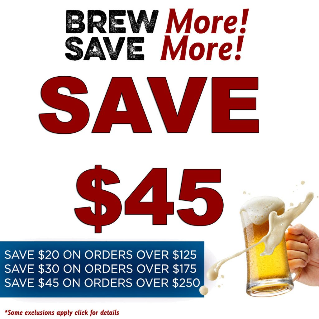 More Beer Promo Code for October 2019
